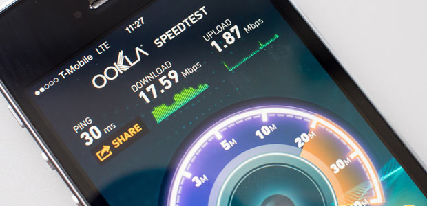 SpeedTest mobile